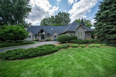 Clarkston Single Family Home For Sale: 716 Bristol Ln