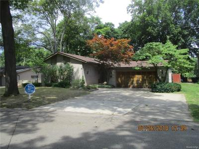 Dearborn Single Family Home For Sale: 23440 Bonair