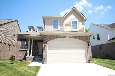 Utica Single Family Home For Sale: 13817 Grandeur Ave