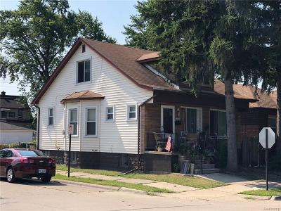 Lincoln Park Multi Family Home For Sale: 1505 Ferris Ave