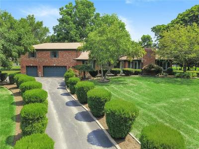 Bloomfield Hills Single Family Home For Sale: 68 E Berkshire Rd