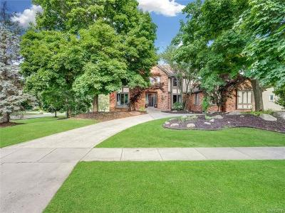 Rochester Single Family Home For Sale: 1039 Stony Pointe Blvd