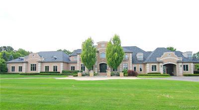 Rochester Single Family Home For Sale: 5174 Barrington Dr