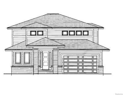 "Royal Oak Single Family Home For Sale: Parkdale ""lot C"" Rd"