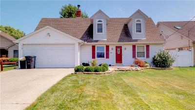 Harrison Twp Single Family Home For Sale: 38344 Huron Pointe Dr