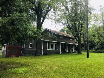 Lake Orion Single Family Home For Sale: 85 S Eagan Dr
