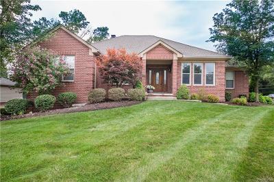 Farmington Hills Single Family Home For Sale: 25977 Power Rd