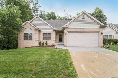 Pontiac Single Family Home For Sale: 1090 Fairway Dr