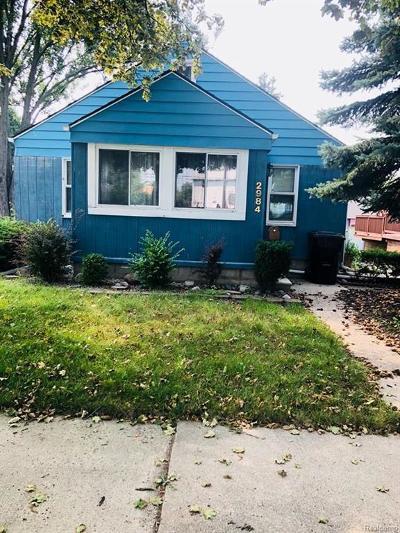 Trenton Single Family Home For Sale: 2984 Stanley St