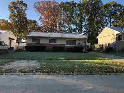 Flint Single Family Home For Sale: 2013 Barbara Drive