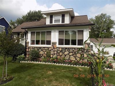 Troy Single Family Home For Sale: 3376 Talbot Dr