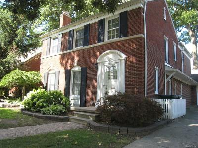Dearborn Single Family Home For Sale: 336 Meridan St