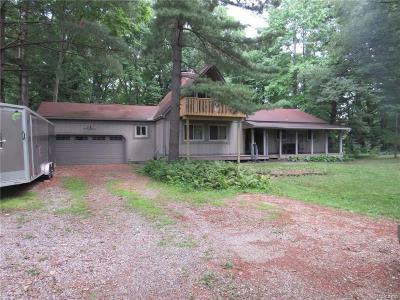 Livonia Single Family Home For Sale: 27490 Sunnydale St