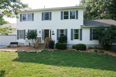 Belleville Single Family Home For Sale: 21020 Clark Rd