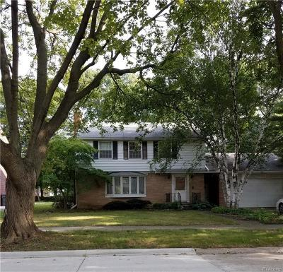 Dearborn Single Family Home For Sale: 21940 Wildwood St