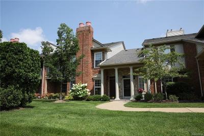 Rochester Condo/Townhouse For Sale: 3705 Oakmonte Blvd