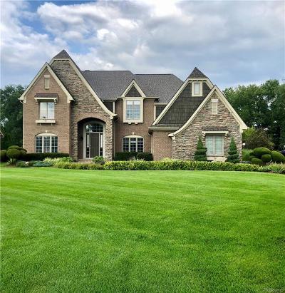 Clarkston Single Family Home For Sale: 7334 Ingomar Ln