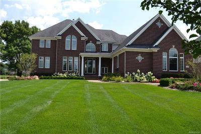 Rochester Single Family Home For Sale: 2454 Pebble Beach Dr