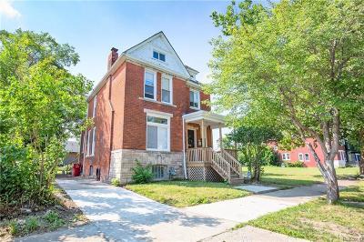 Detroit Single Family Home For Sale: 444 Horton St