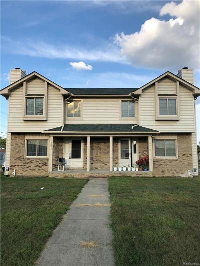 Oakland Multi Family Home For Sale: 2610 John R Rd