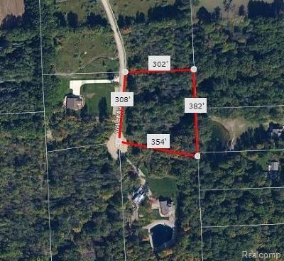 Lapeer Residential Lots & Land For Sale: Vik-Mar Ln