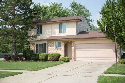 Canton Single Family Home For Sale: 1751 Willard Dr