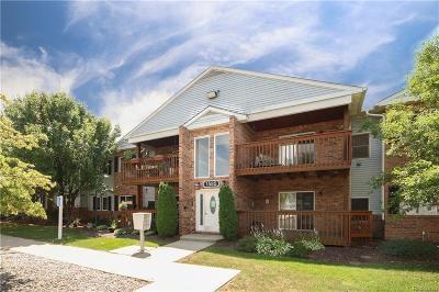 Trenton Condo/Townhouse For Sale: 1585 Harbour Blvd