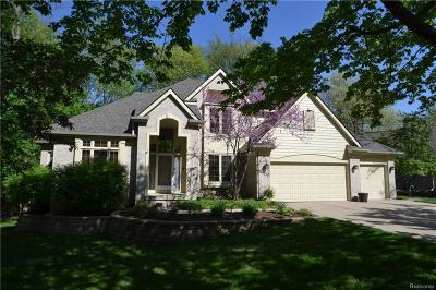 Oakland Single Family Home For Sale: 2606 Alden Crt