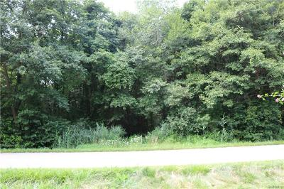 Residential Lots & Land For Sale: 8954 Field Rd