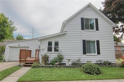 Marine City Single Family Home For Sale: 317 Ward St