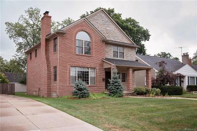 Birmingham Single Family Home For Sale: 1949 Maryland Blvd