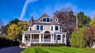 Grosse Pointe Farms Single Family Home For Sale: 365 Lake Shore Rd