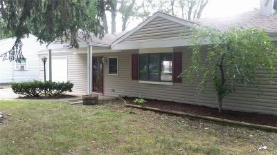 Clinton Township Single Family Home For Sale: 37373 Emery St