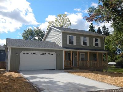 Lake Orion Single Family Home For Sale: 3359 Hill Rd