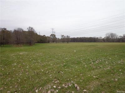 Residential Lots & Land For Sale: 12339 14 Mile Rd