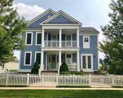 Canton Single Family Home For Sale: 49865 Jackson Ln