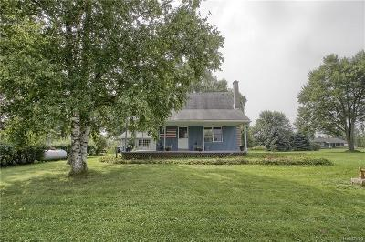 Memphis Single Family Home For Sale: 13439 Burgess Rd