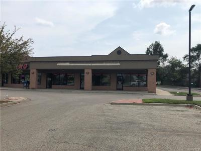 Commercial Lease For Lease: 5702 15 Mile Rd