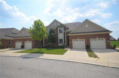 Warren Condo/Townhouse For Sale: 29307 Woodpark Cir