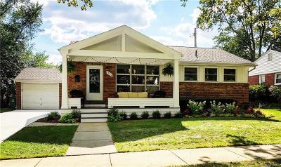 Birmingham Single Family Home For Sale: 1350 E Melton Rd