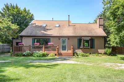Rochester Hills Single Family Home For Sale: 3234 Coolidge Hiwy