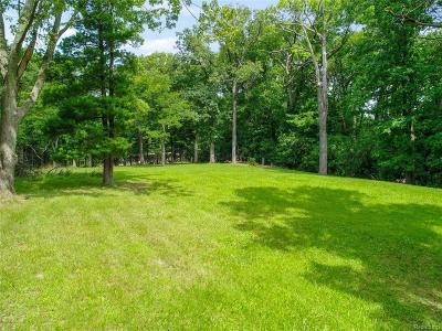 Bloomfield Hills Residential Lots & Land For Sale: 221 Canterbury Rd