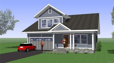 Westland Single Family Home For Sale: 25 Hawthorne Oaks Dr