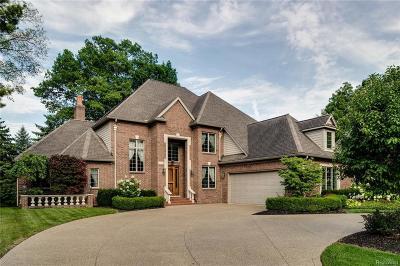 Grosse Pointe Park Single Family Home For Sale: 1064 Devonshire