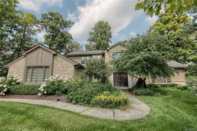 Troy Single Family Home For Sale: 2322 Oak River Crt