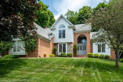 Farmington Hills Single Family Home For Sale: 27190 Pembridge Ln