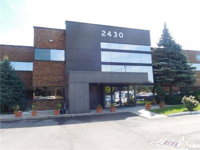 Commercial Lease For Lease: 2430 Rochester Crt