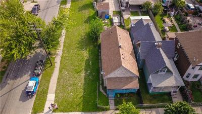 Detroit Residential Lots & Land For Sale: 1616 Dragoon St