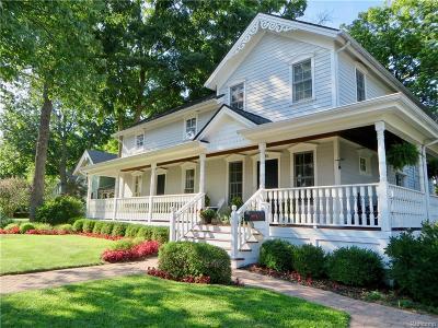 Northville Single Family Home For Sale: 116 Randolph St