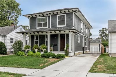 Royal Oak Single Family Home For Sale: 715 Irving Ave